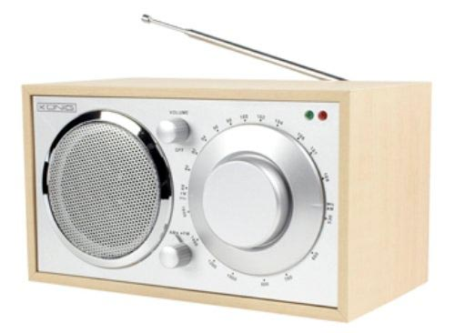 König HAV-TR13 Retro Radio / amazon.de
